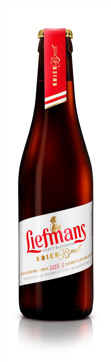 Liefmans Kriek Brut 33cl fles dry highres